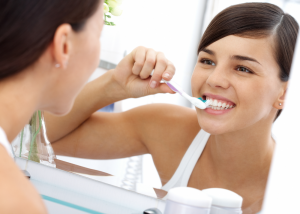 The Proper Brushing of Teeth